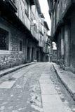 Street of La Alberca Royalty Free Stock Image