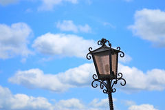 Street lamp Stock Image