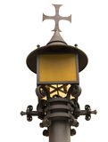 Street-lamp Royalty Free Stock Photo