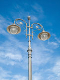Street-lamp. Royalty Free Stock Images