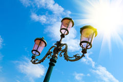 Street-lamp Stock Images