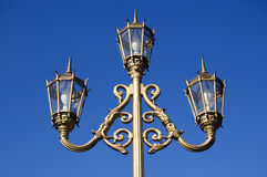 Street lamp. Buenos Aires, Argentina Royalty Free Stock Photos