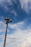 Street lamp. Stock Photos
