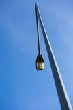 Street lamp on blue sky background Stock Photography