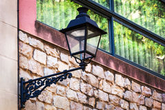 A street lamp Stock Photography