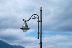 Street lamp classic Royalty Free Stock Image