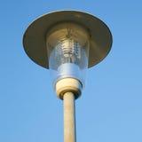 Street Lamp Closeup Stock Photography