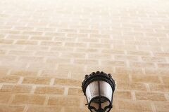 Street Lamp Details Royalty Free Stock Photo