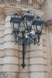 Street lamp in Dresden. Royalty Free Stock Photography