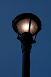 Street Lamp at Dusk Royalty Free Stock Photo