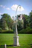 Street lamp on Elagin island Stock Photography