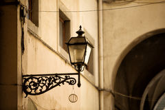 Street lamp Florence Stock Photos