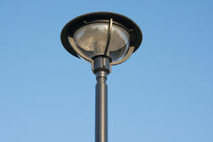 Street lamp garden light for decorate Royalty Free Stock Photo