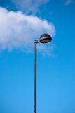 Street lamp half  ball Stock Images