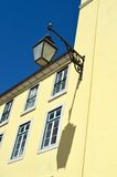 Street Lamp of Lisbon Stock Image
