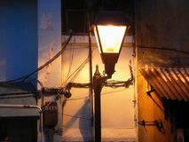Street lamp, macao Royalty Free Stock Photography