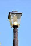 Street lamp in the old style Royalty Free Stock Photos