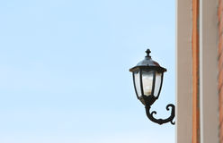 Street lamp. Royalty Free Stock Image