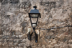 A street lamp Royalty Free Stock Image
