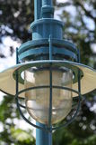 Street lamp. A picture of a street lamp Royalty Free Stock Photography