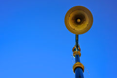 Street lamp post, light pole Royalty Free Stock Photos