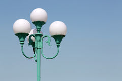 Street lamp post Stock Photos