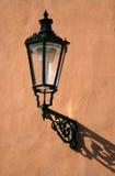 Street lamp in Prague. Czech republic, Europe Royalty Free Stock Photos