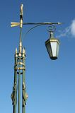A street lamp in Saint Petersburg. Russia Royalty Free Stock Images
