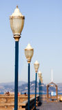Street lamp - San Francisco Stock Photo