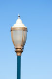 Street lamp - San Francisco Royalty Free Stock Photo