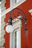 Street lamp in Trieste Stock Images