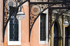 Street lamp in Venice Royalty Free Stock Photography