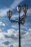 Street lamp in Vienna Stock Photos