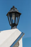 Street lamp on the wall Royalty Free Stock Photography