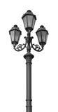 Street lamppost Stock Image