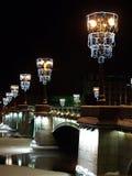 Street-lamps Στοκ Εικόνα