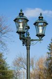 Street lamps Stock Photos