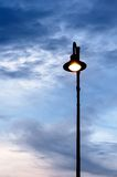 Street lamps Stock Photography