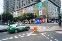 Street landscape Stock Photography