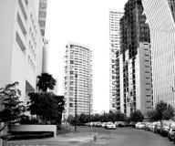 Street landscape Stock Photos