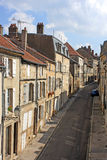 Street in Langres Royalty Free Stock Images