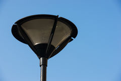 Street lantern. With a modern design Stock Photos
