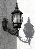 Street lantern. Graceful beauty of a usual street lantern Stock Photos
