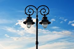 Street lantern Royalty Free Stock Images