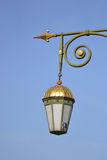 Street lantern in St.Petersburg. Royalty Free Stock Images