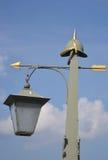 Street lantern in St.Petersburg. Stock Image