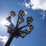 Street lanterns Stock Photo