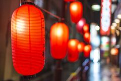 Street Lanterns Royalty Free Stock Photo