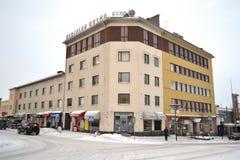 Street in Lappeenranta, Finland Stock Photos