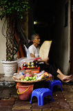 Street Life in Ha Noi - Viet Nam Stock Photos